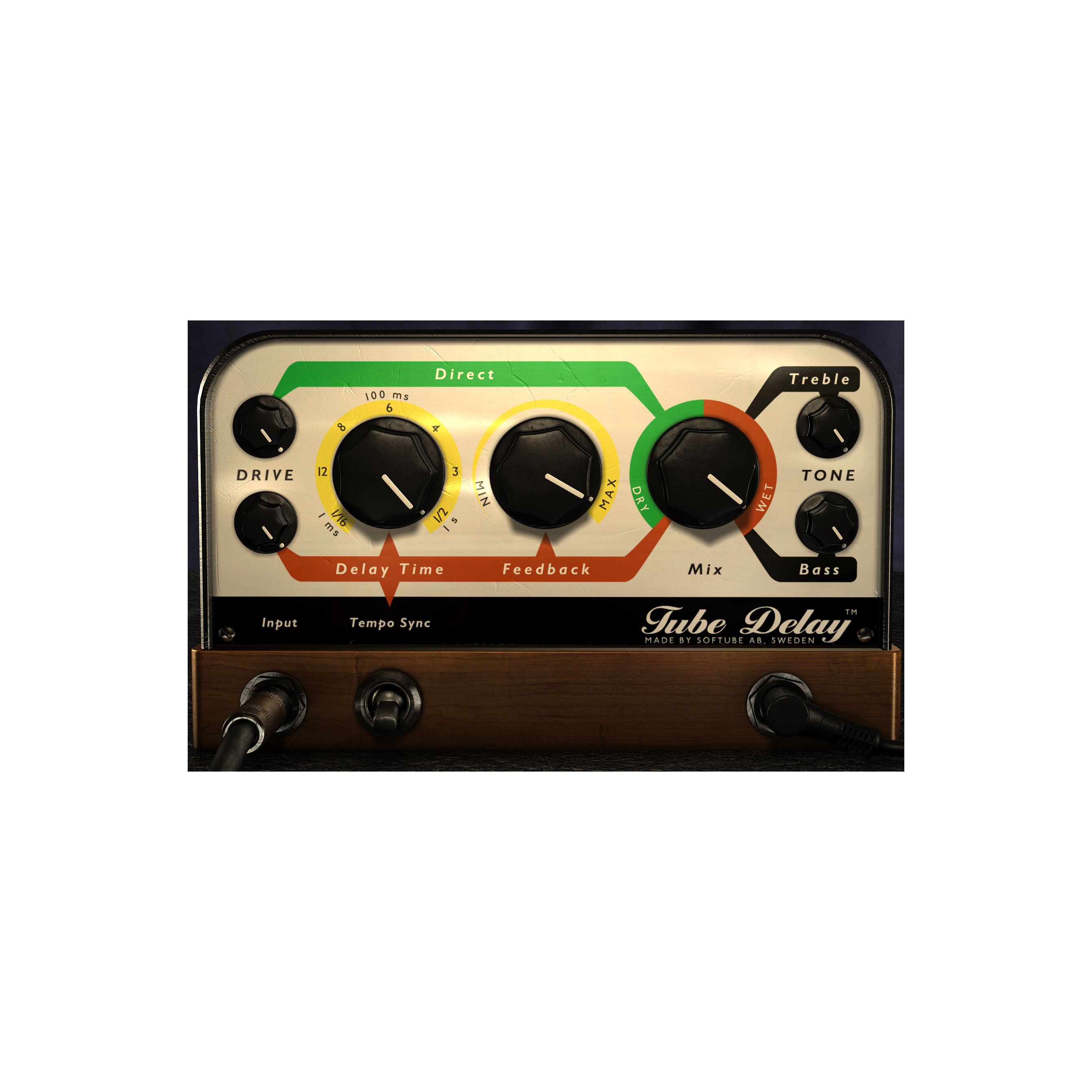 Delay & Reverb Effects