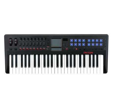 Synthesizers, Keyboards & Pianos