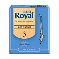 Alto Clarinet & Various Key Reeds