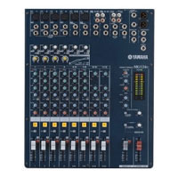Pro Audio Analog Mixers