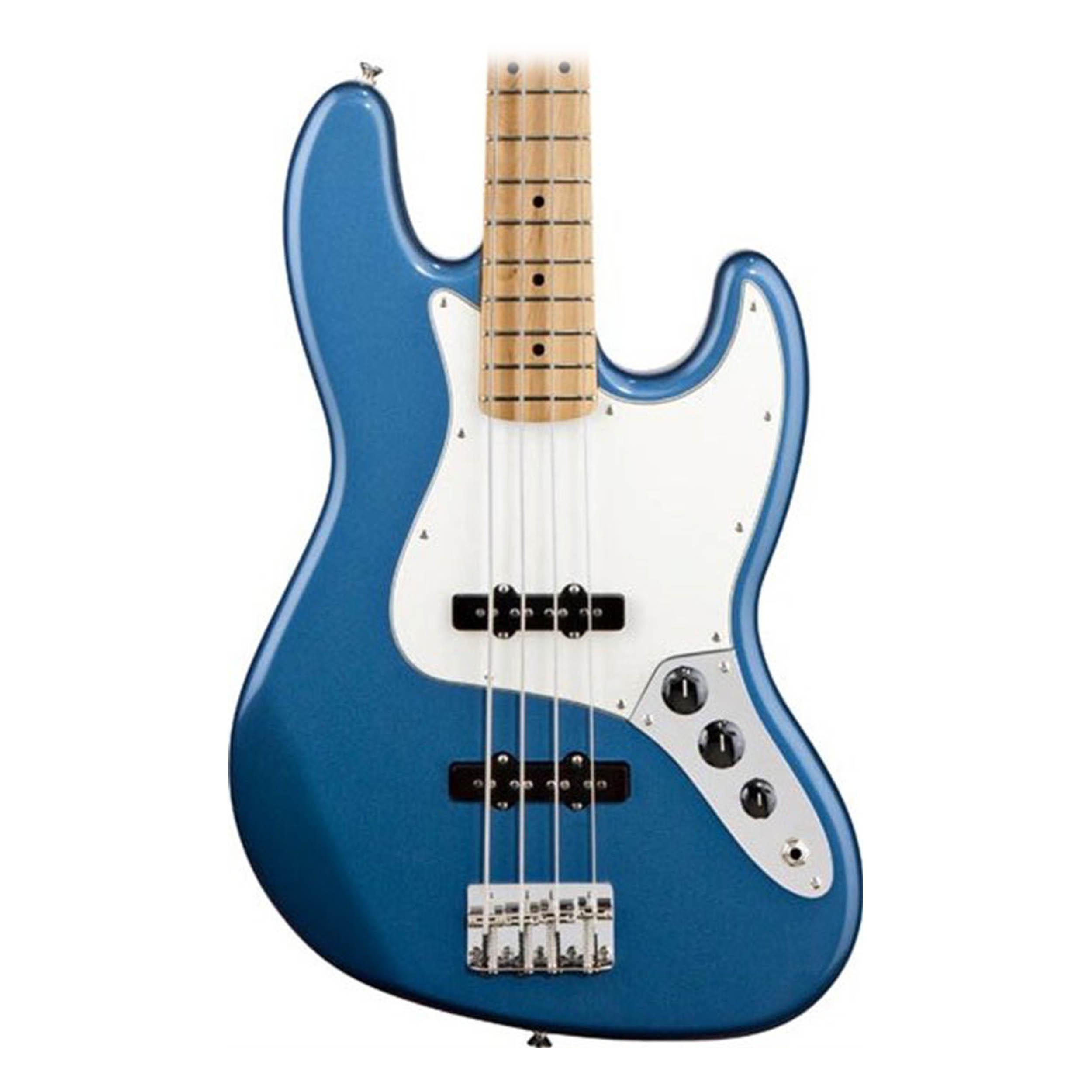 Fender Mexican Standard Jazz Bass Lake Placid Blue Guitar
