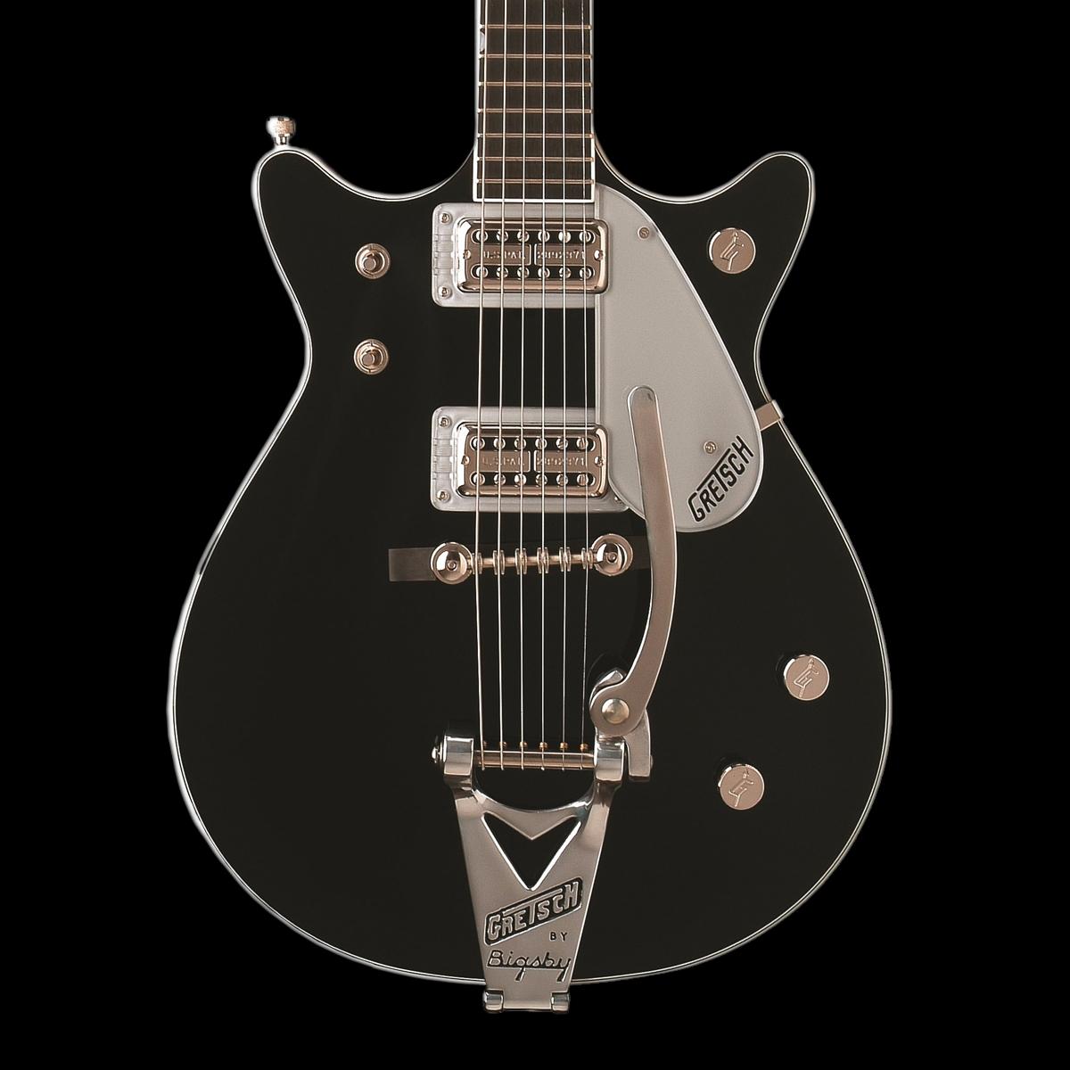 039750f6ee Gretsch G6128T-1962 Duo Jet™ Electric Guitar Black