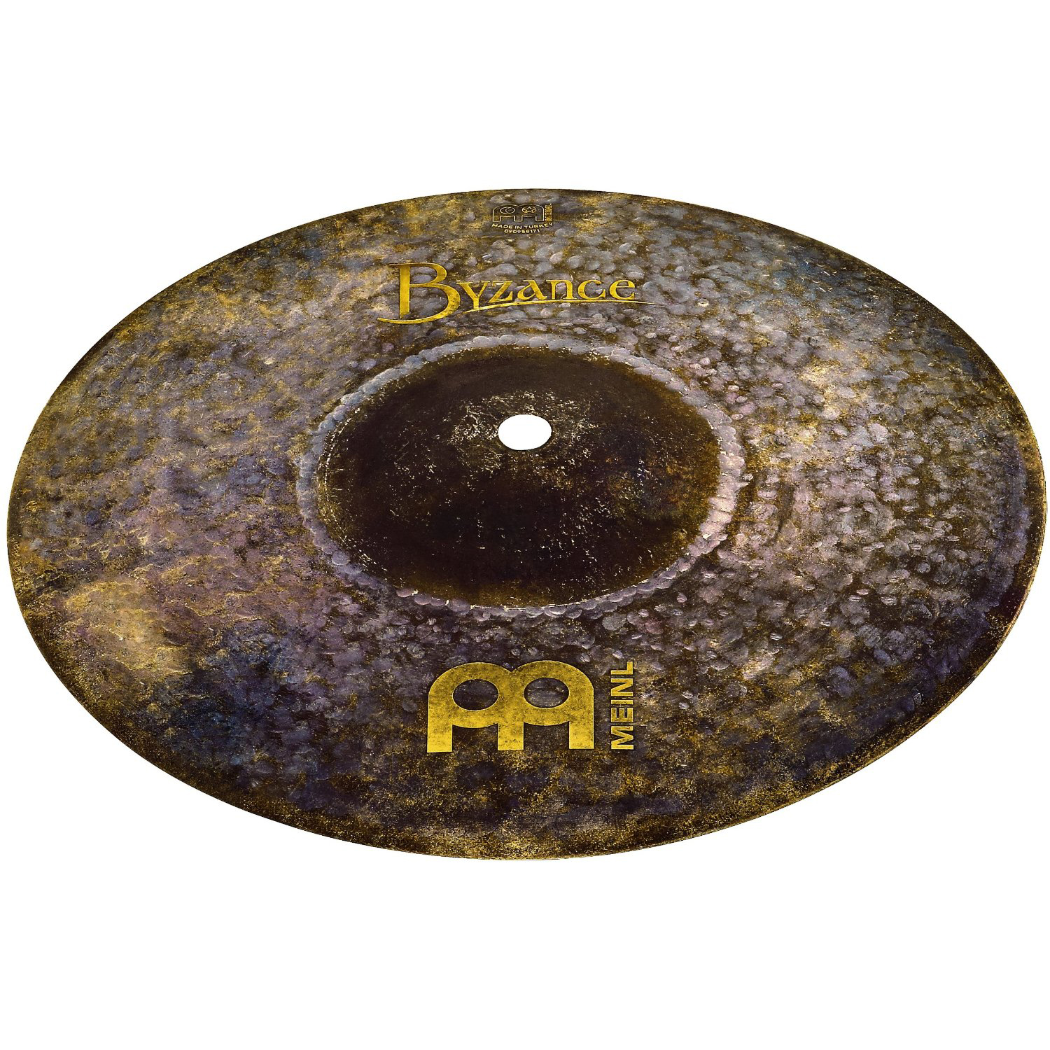 meinl cymbals b12eds byzance extra dry 12 splash cymbal 840553013115 ebay. Black Bedroom Furniture Sets. Home Design Ideas