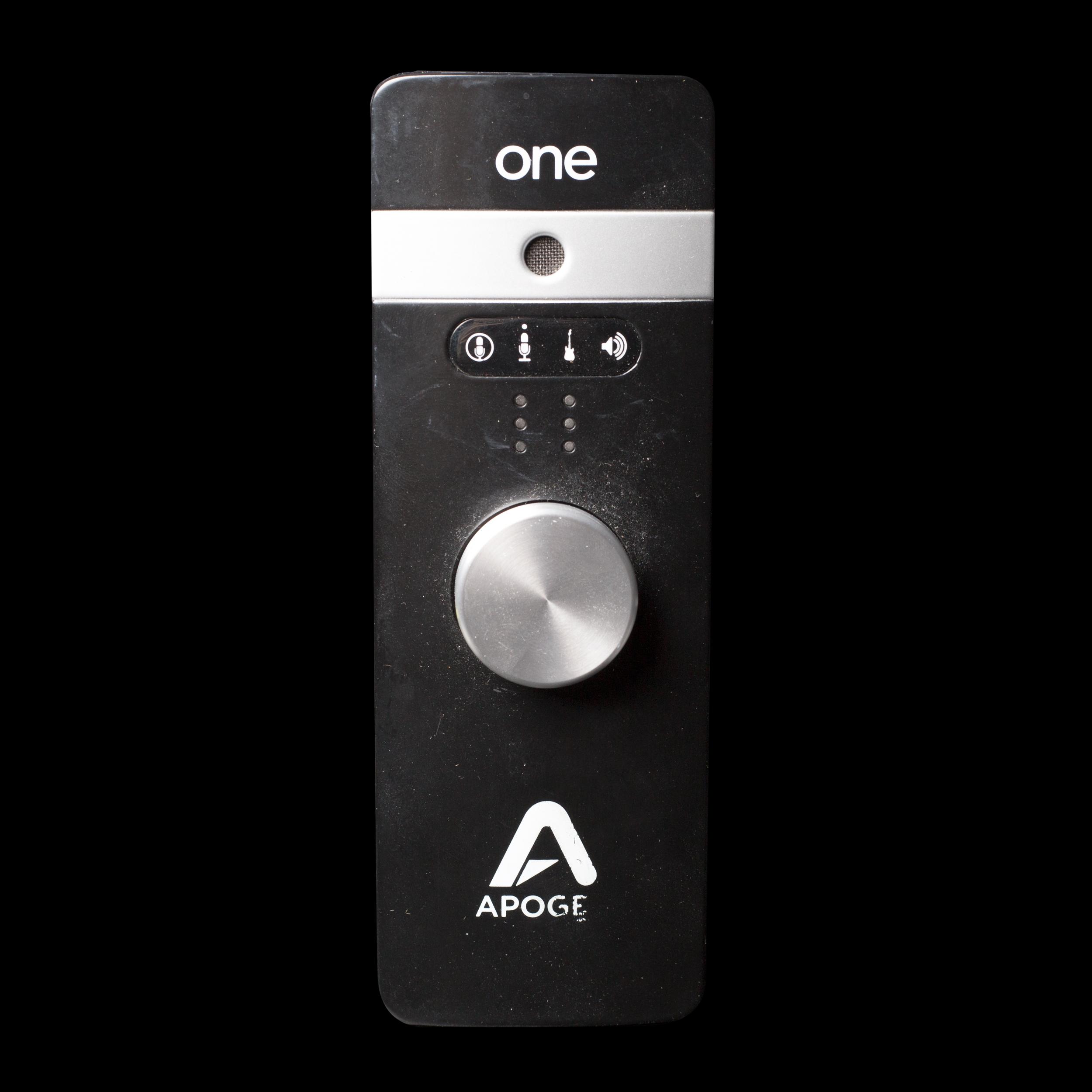 Apogee ONE - apple.com