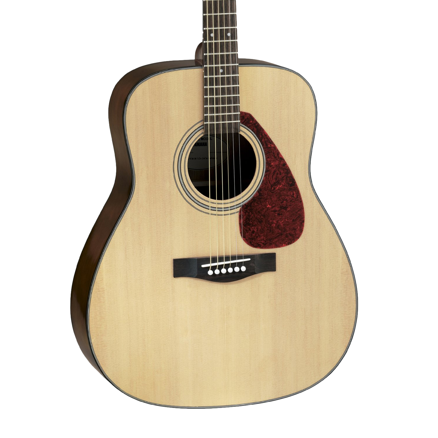 yamaha fx325 aimm model acoustic electric guitar ebay. Black Bedroom Furniture Sets. Home Design Ideas