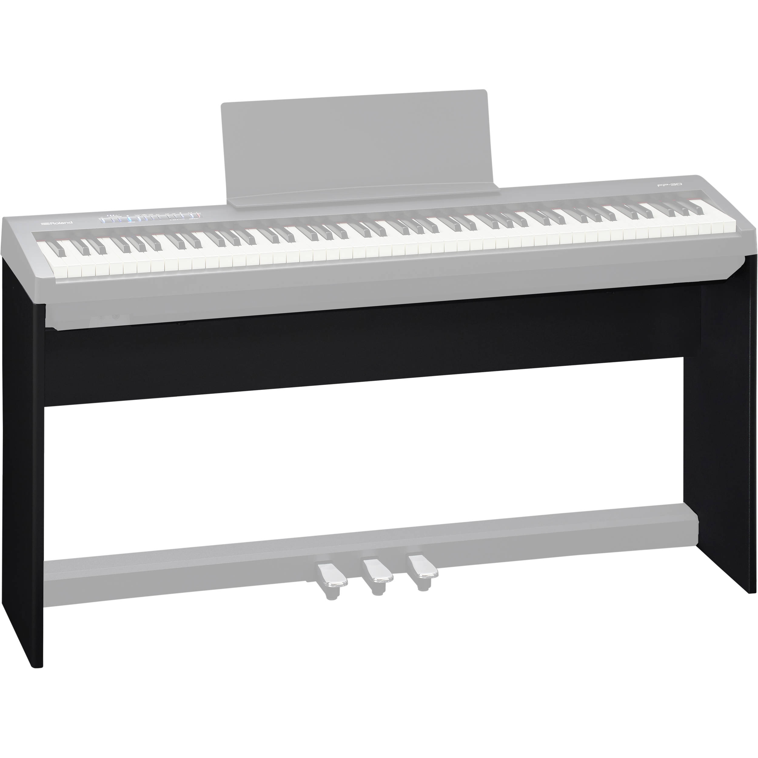 Roland Fp 30 Digital Piano Ebay : roland ksc 70 bk digital piano stand for fp 30 4957054507886 ebay ~ Vivirlamusica.com Haus und Dekorationen