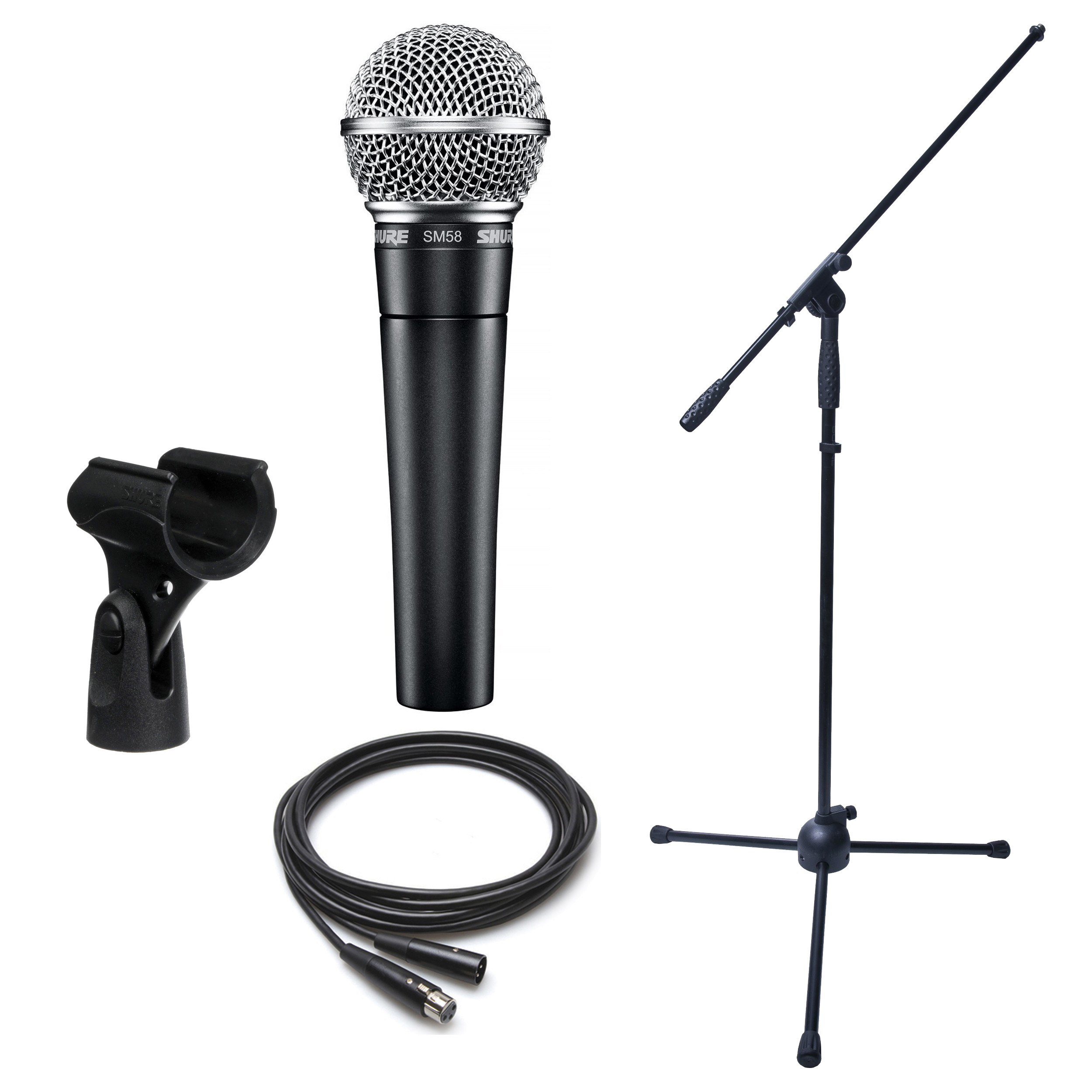 dynamic microphone bundle