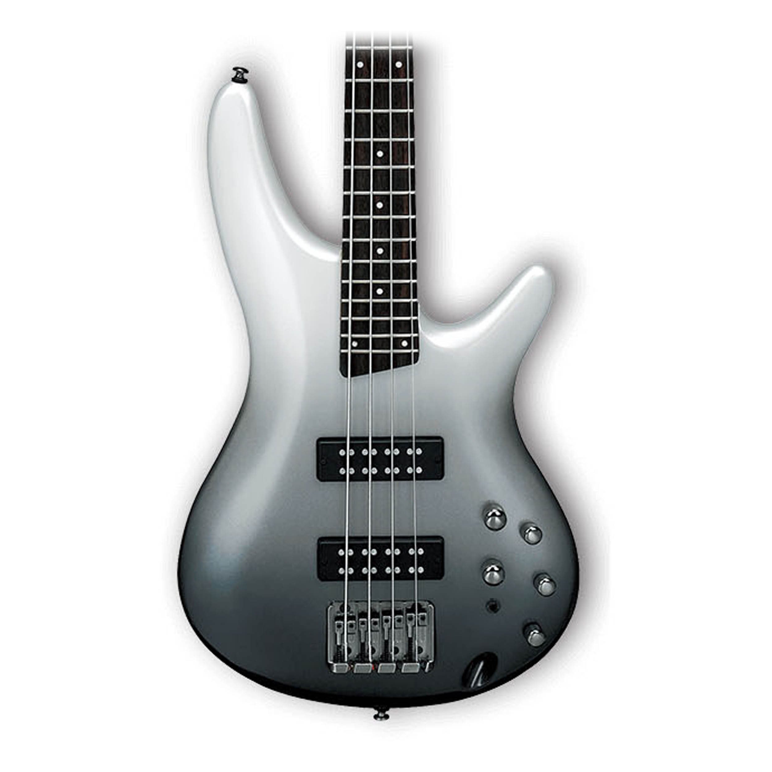 Ibanez Sr300e Electric Bass Guitar Pearl Black Fade Ebay