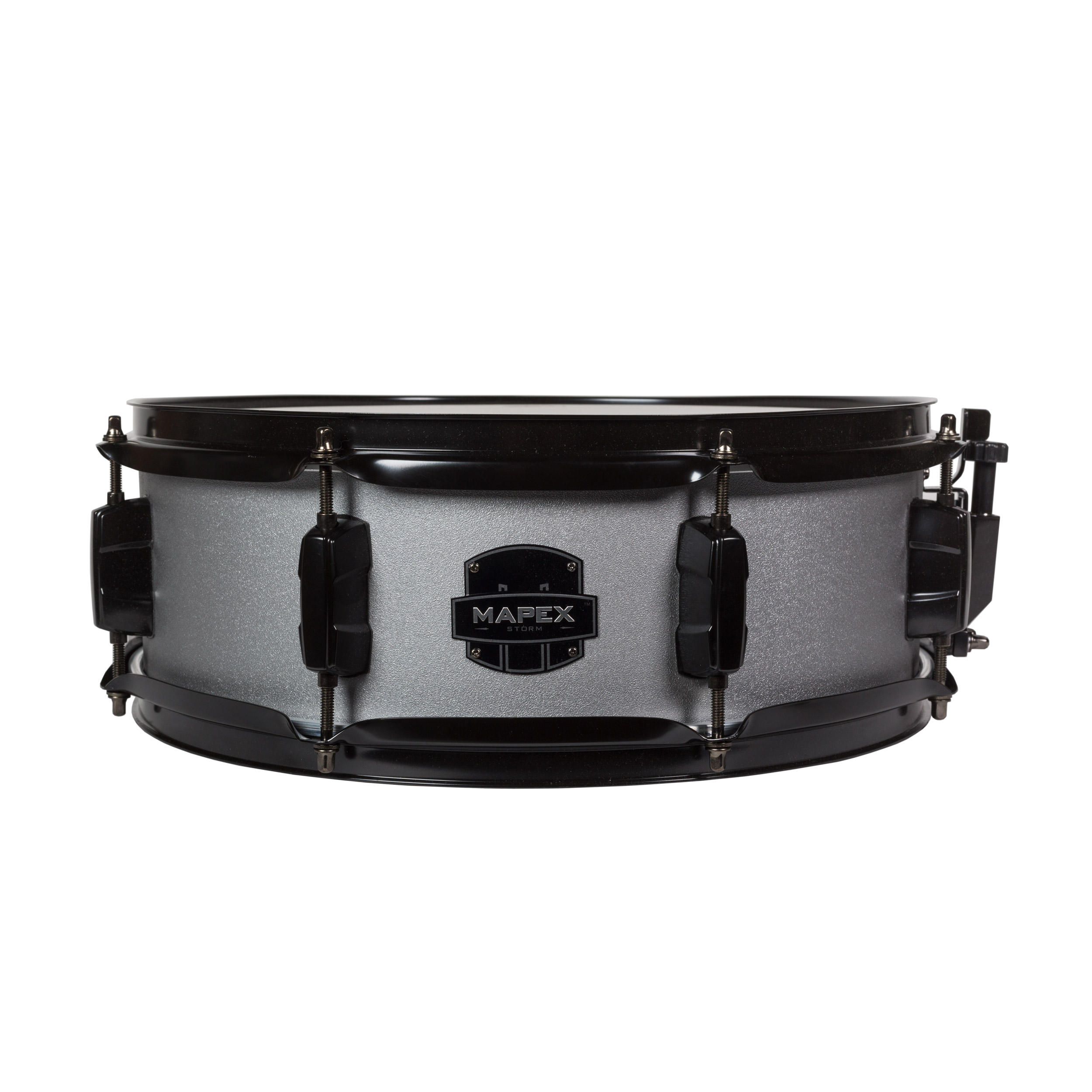 Details about Mapex STS4500-IG Storm Series 5x14 Snare Drum in Iron Grey