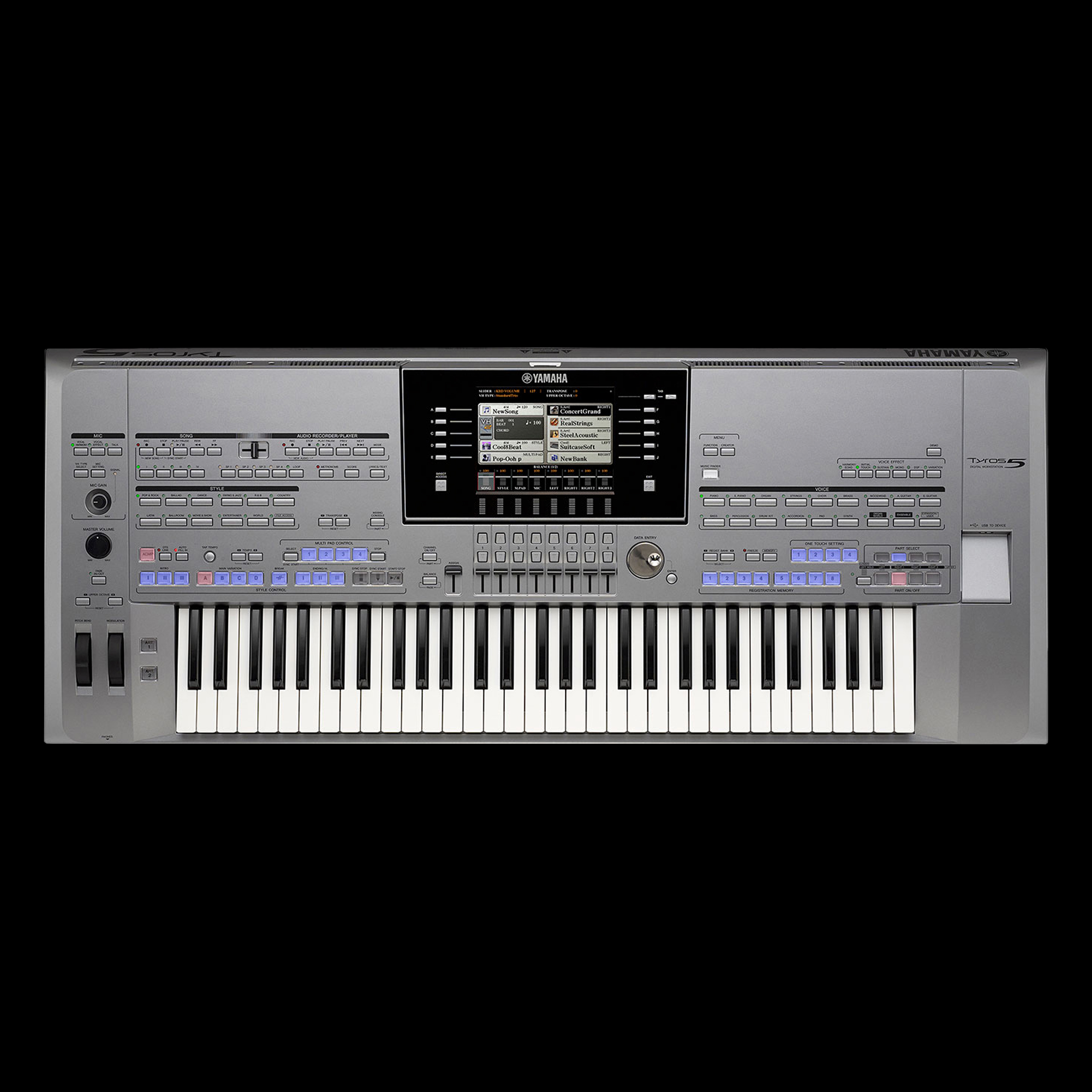 Yamaha Tyros  For Sale Ebay