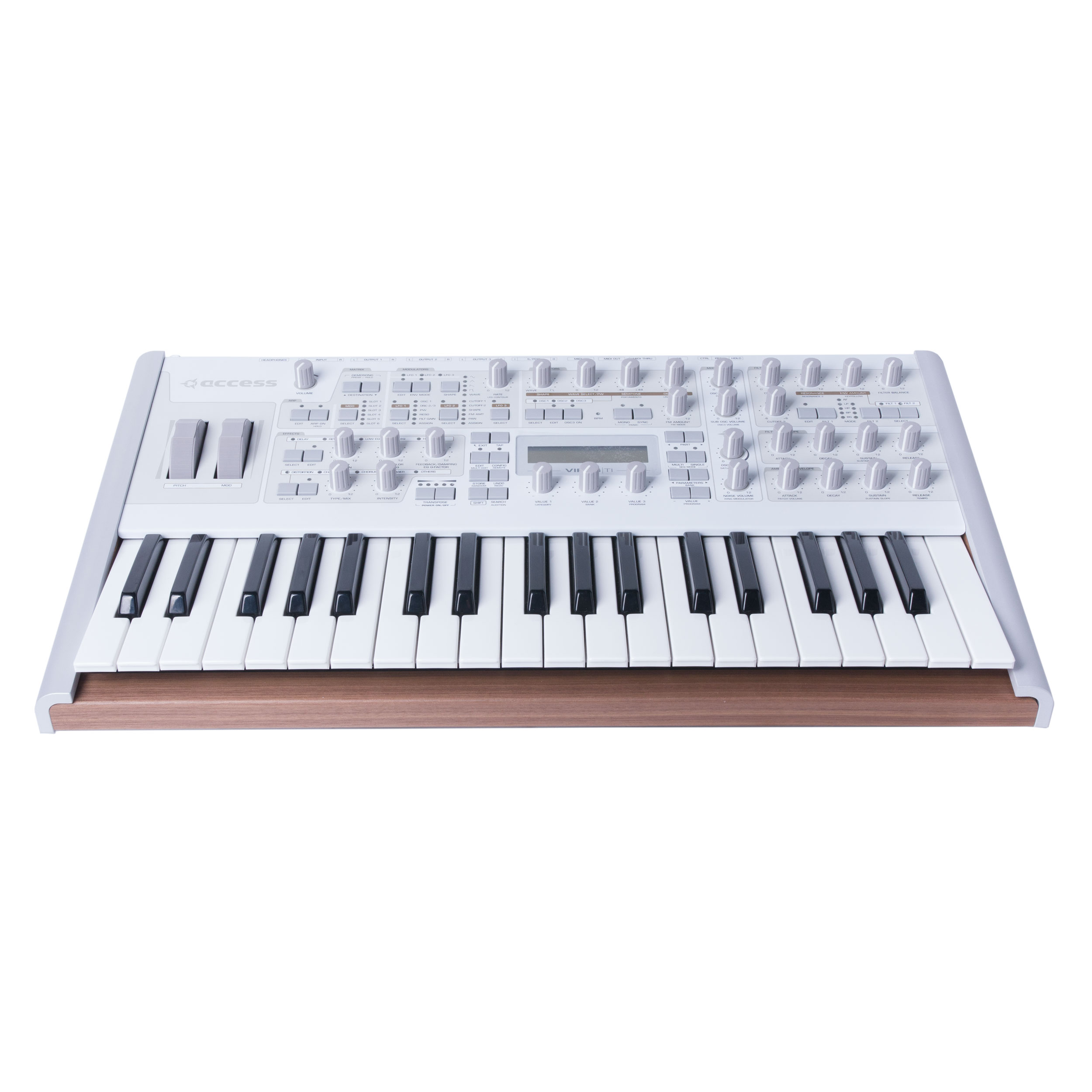 access virus ti2 polar synthesizer ebay. Black Bedroom Furniture Sets. Home Design Ideas