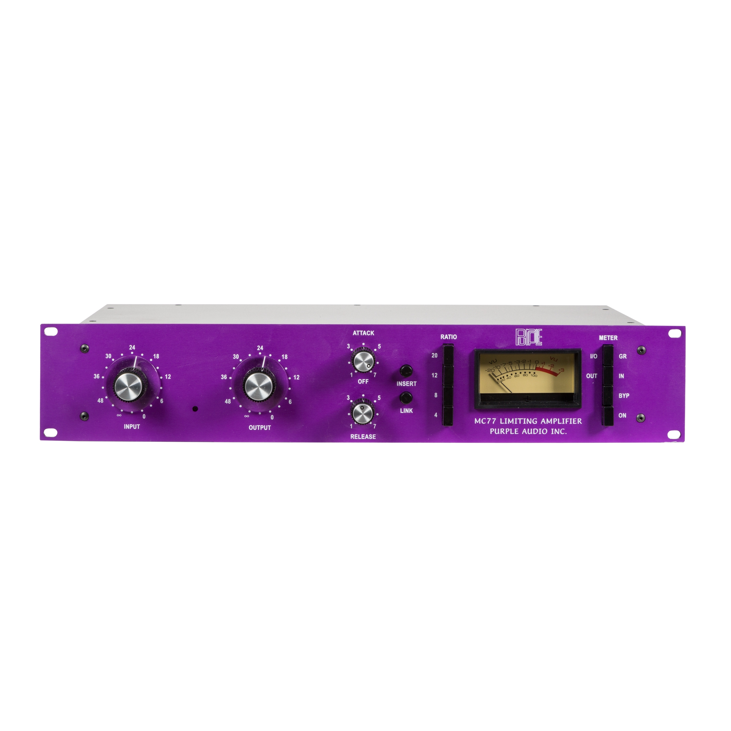 Details about Purple Audio MC77 Compressor/Limiter