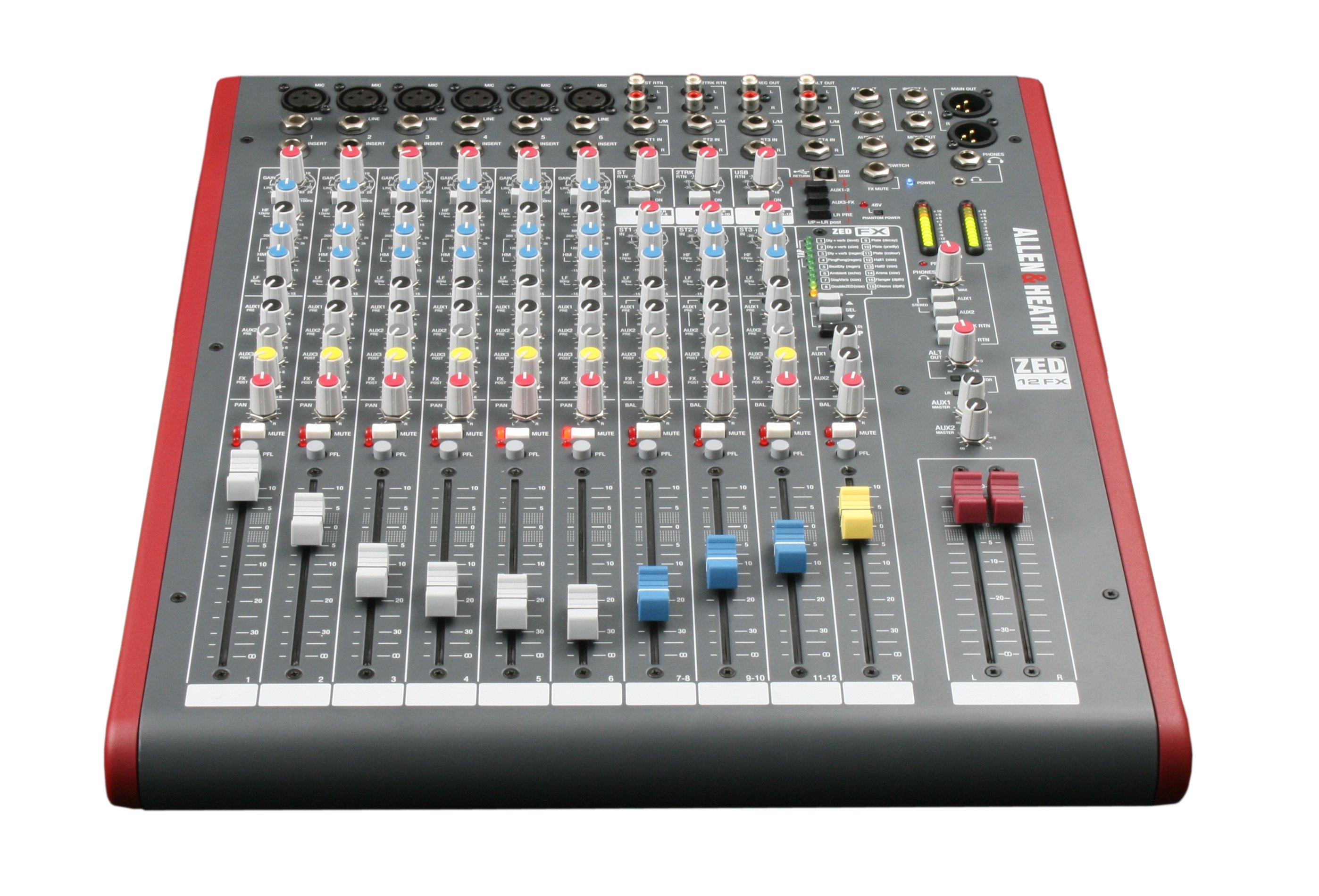 Allen Heath Zed 12fx : allen heath zed 12fx usb mixer with effects 750408398802 ebay ~ Hamham.info Haus und Dekorationen