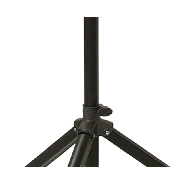 ultimate support ts 70b speaker stand black. Black Bedroom Furniture Sets. Home Design Ideas