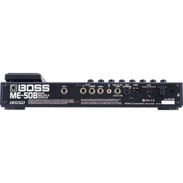 Boss ME50B Image #3