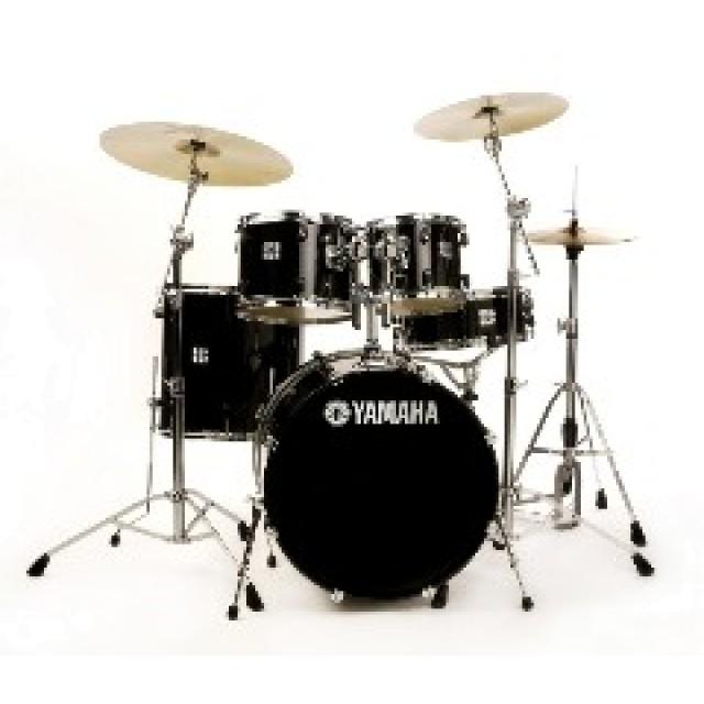 Yamaha Stage Custom Birch 5 Piece Drumset With Hardware