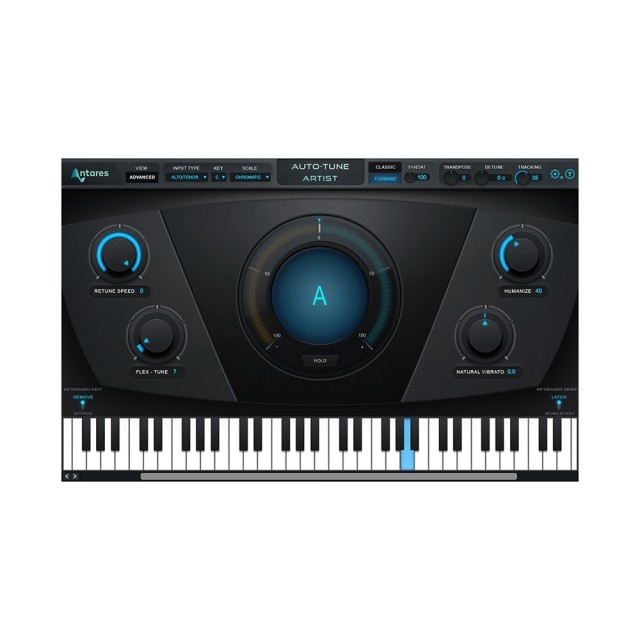 Antares Auto Tune Live Pitch Correction Plug In