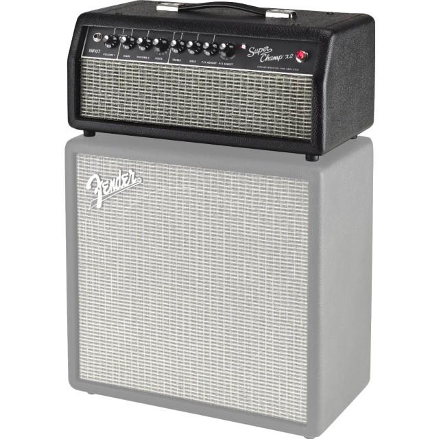 fender super champ x2 15 watt guitar amp head. Black Bedroom Furniture Sets. Home Design Ideas