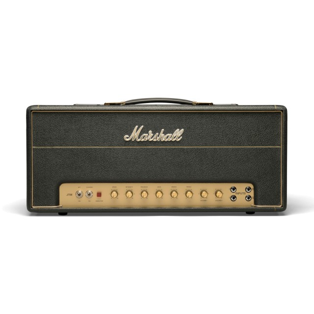 marshall 2245thw handwired 30 watt guitar amplifier head. Black Bedroom Furniture Sets. Home Design Ideas