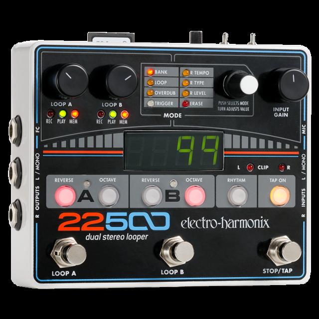 Electro Harmonix 22500LOOPER Image #1