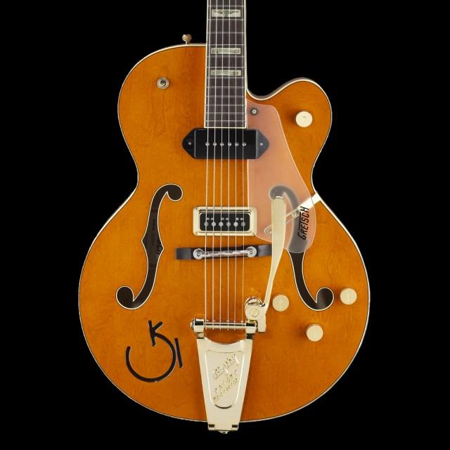 a2f435c5d3 Gretsch G6120 Eddie Cochran Signature Electric Guitar We...