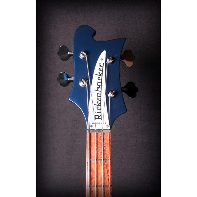 Rickenbacker 4003SMIDBLUE Image #4