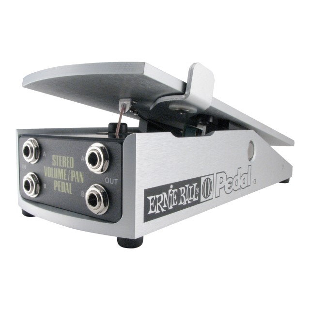 Ernie Ball 6165 Stereo Volume Pan Pedal Altomusic Com