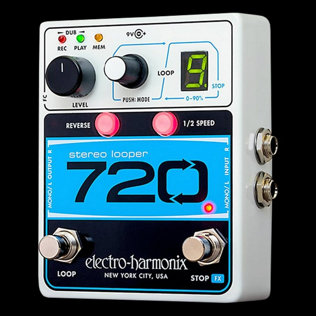 Electro Harmonix 720LOOPEREBAYPRO Image #2