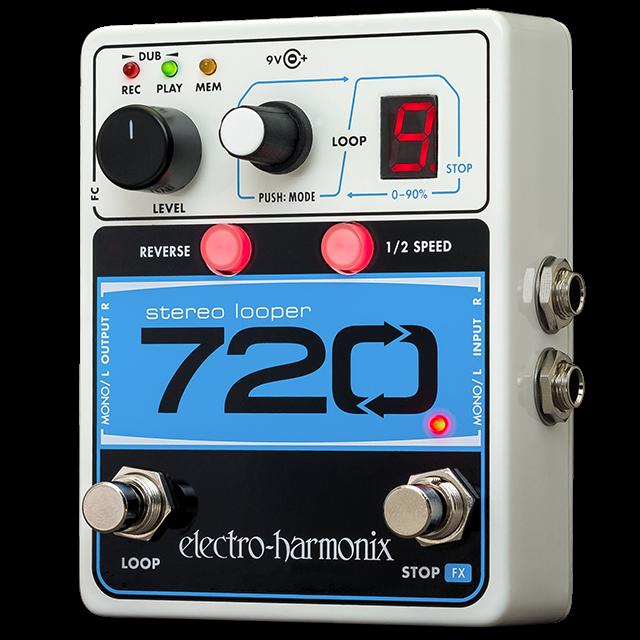 Electro Harmonix 720LOOPER Image #1