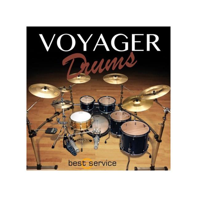 Best Service Voyager Drums Virtual Instrument