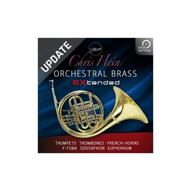 Best Service Chris Hein Brass Extended Virtual Instrument (Update)
