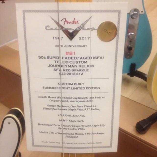Fender 9239818812DIS Image #5