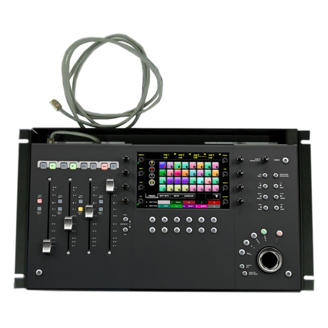 Sterling Modular Rackmount Tray for Avid - Artist Series