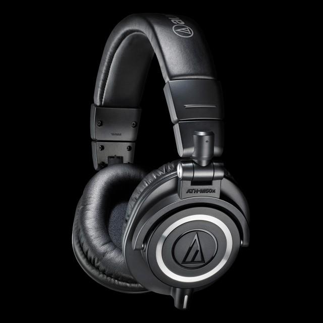 Audio Technica ATH-M50XRPEBAYPRO Image #1