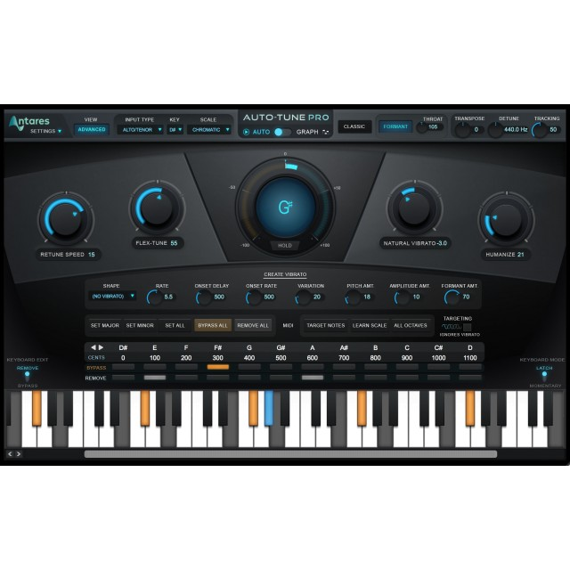 Antares Auto-Tune Pro (Download)
