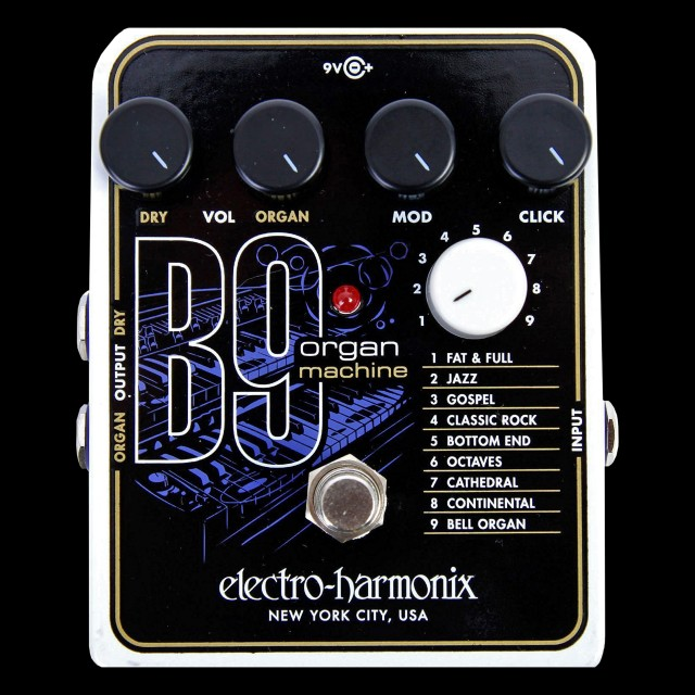 Electro Harmonix B9ORGANEBAYPRO Image #1
