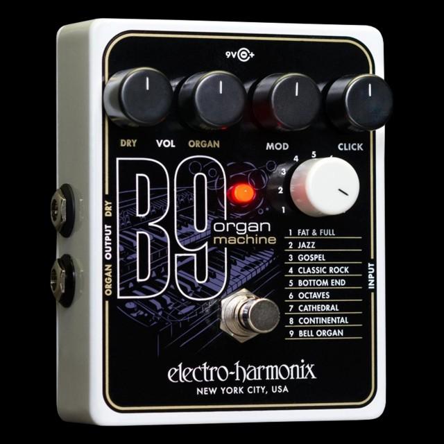 Electro Harmonix B9ORGANEBAYPRO Image #2