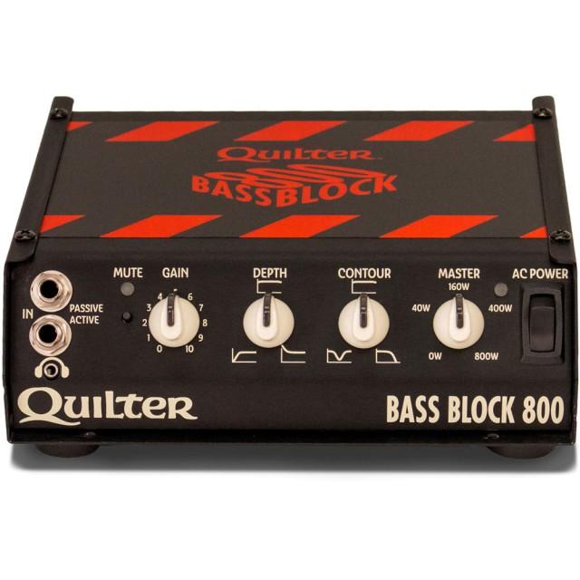 Quilter Amps BASSBLOCK800 Image #2