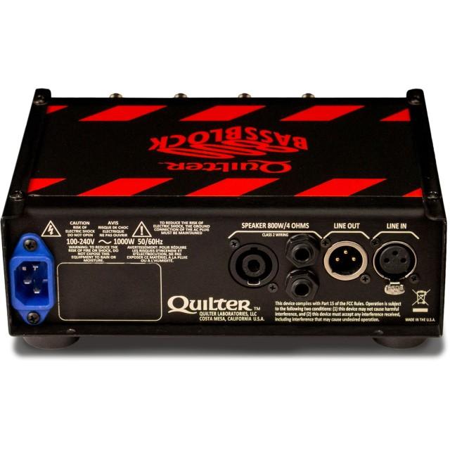 Quilter Amps BASSBLOCK800 Image #3