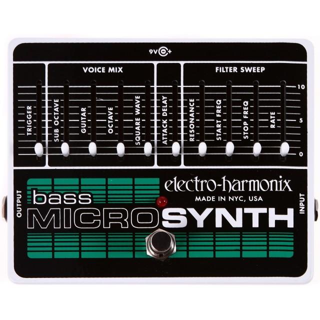 Electro Harmonix BASSMICROSYNTH Image #1
