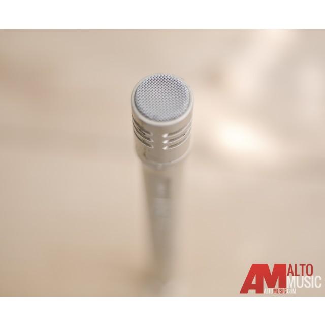 Shure Sm81 Vintage Mic W Neumann Clip Amp Metal Case