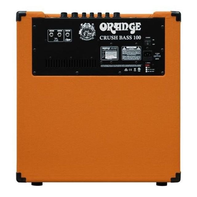 Orange CRUSHBASS100OR Image #5
