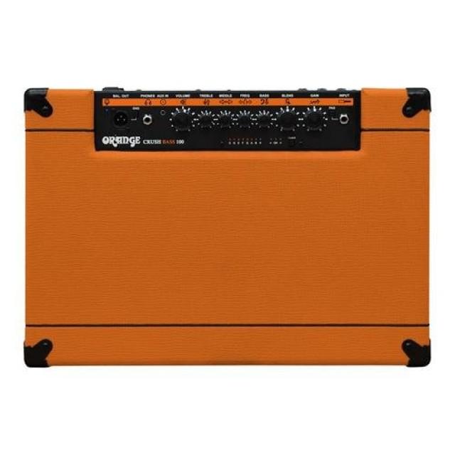 Orange CRUSHBASS100OR Image #7