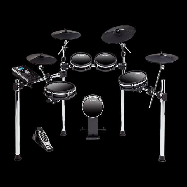alesis dm10 mkii studio kit nine piece electronic drum