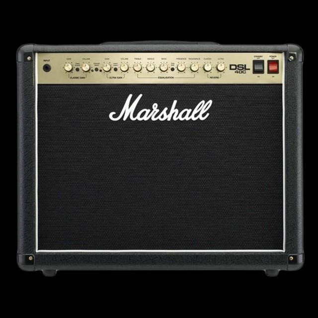 Marshall DSL40CRP Image #1
