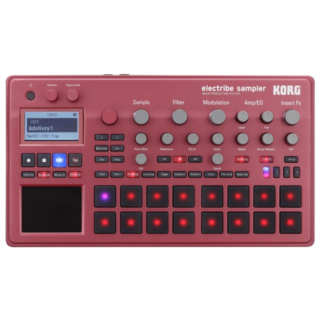 electribe 2 scale mode