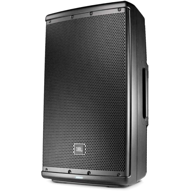 jbl eon612 12 two way powered speaker system. Black Bedroom Furniture Sets. Home Design Ideas