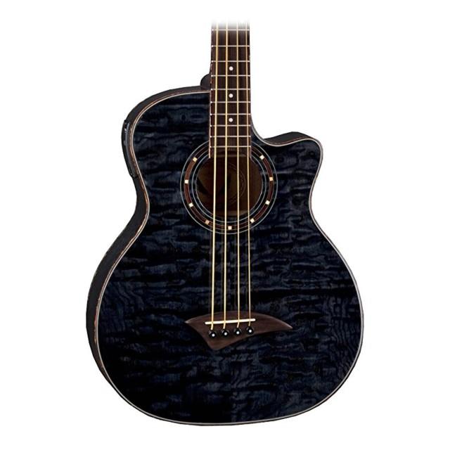 Dean Guitars EQABATBK Image #2