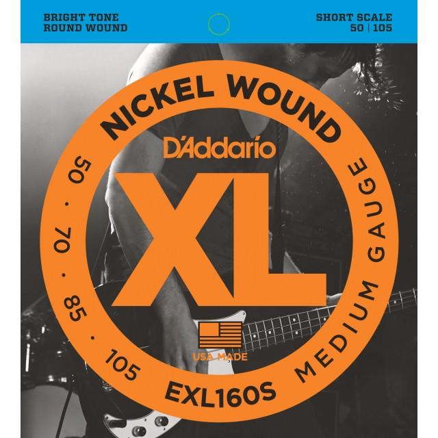 D'Addario EXL160S Image #1