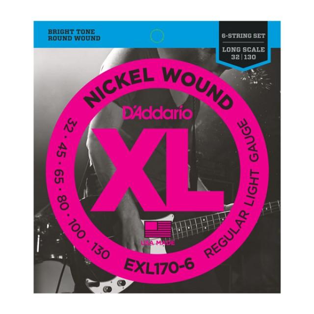 D'Addario EXL170-6 Image #1